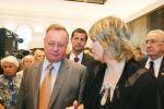 Елена Кавтарадзе и Сергей Степашин - Председатель Счетной палаты России