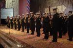 Выступление оркестра ВМФ России